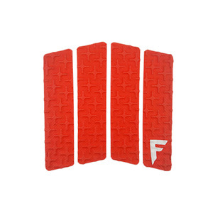 [스킴보드]Freak Traction Front Foot Traction Pad - Quatro Red(웨이크서핑)