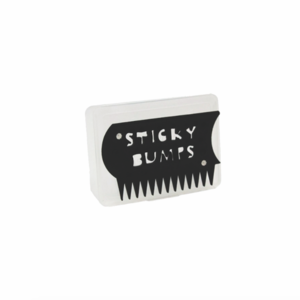 Sticky Bumps WAX CASE / WAX COMB (왁스 빗)