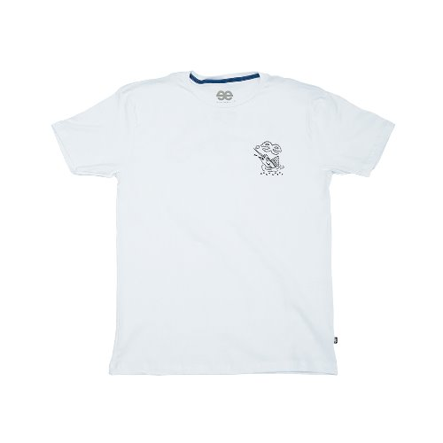 Equilibrium - COOL MARLYN X 666Hound White Tee