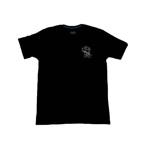 Equilibrium - COOL MARLYN X 666Hound Black Tee
