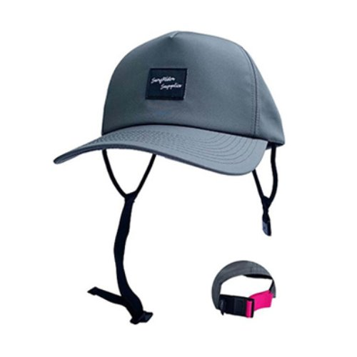 Summer Surf Cap - Dark Grey(서핑 모자)