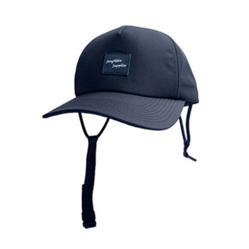 Summer Surf Cap - Black(서핑 모자)