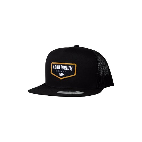 Equilibrium - Gold Trucker Hat