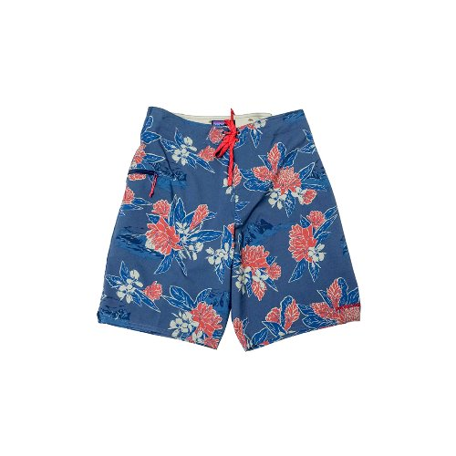 Patagonia - Navy Flower BOARDSHORT