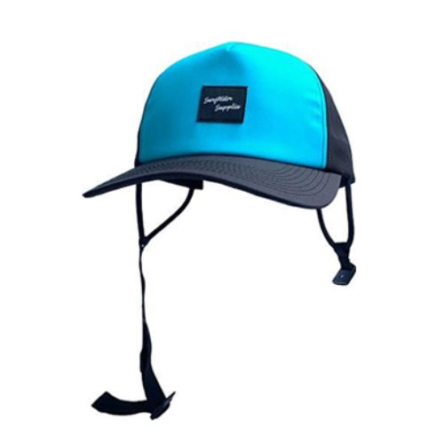Summer Surf Cap - Black/Blue(서핑 모자)